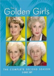 The Golden Girls - The Complete Second Season on DVD
