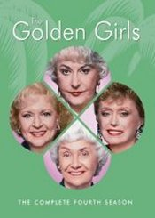 The Golden Girls - The Complete Fourth Season on DVD