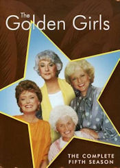 The Golden Girls - The Complete Fifth Season on DVD